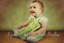 A Year with Quincy Axelle Bradley
